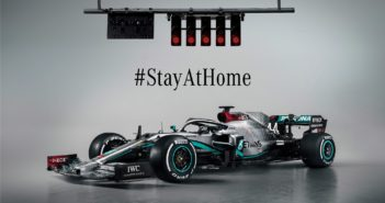 Mercedes Stay at home