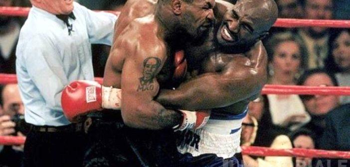 Tyson-Holyfield terzo match ma per beneficenza; i due ex pugili tornano sul ring?