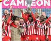 Calcio femminile, il trionfo dell'Atlético Madrid celebra anche il recupero di Virginia Torrecilla