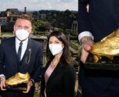 Ciro Immobile è il vincitore della Scarpa d'oro 2019-2020