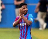 Ansu Fati torna e fa gol dopo un calvario di 10 mesi